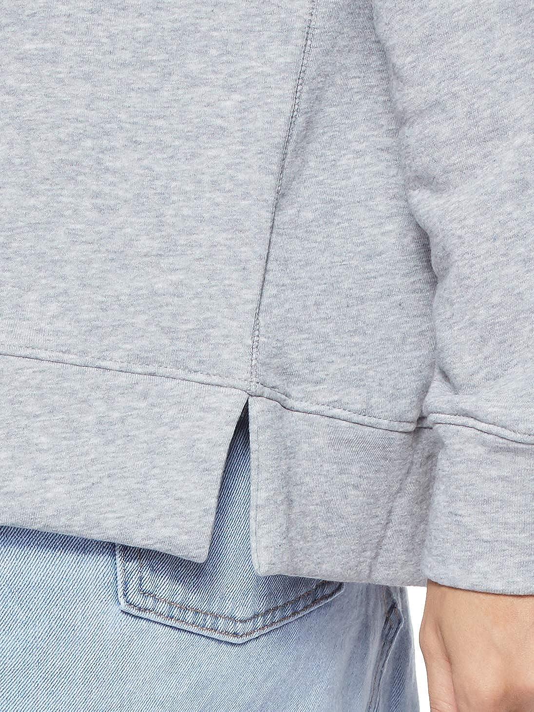 Tommy Hilfiger TH Essential C-nk Sweatshirt LS Felpa Donna