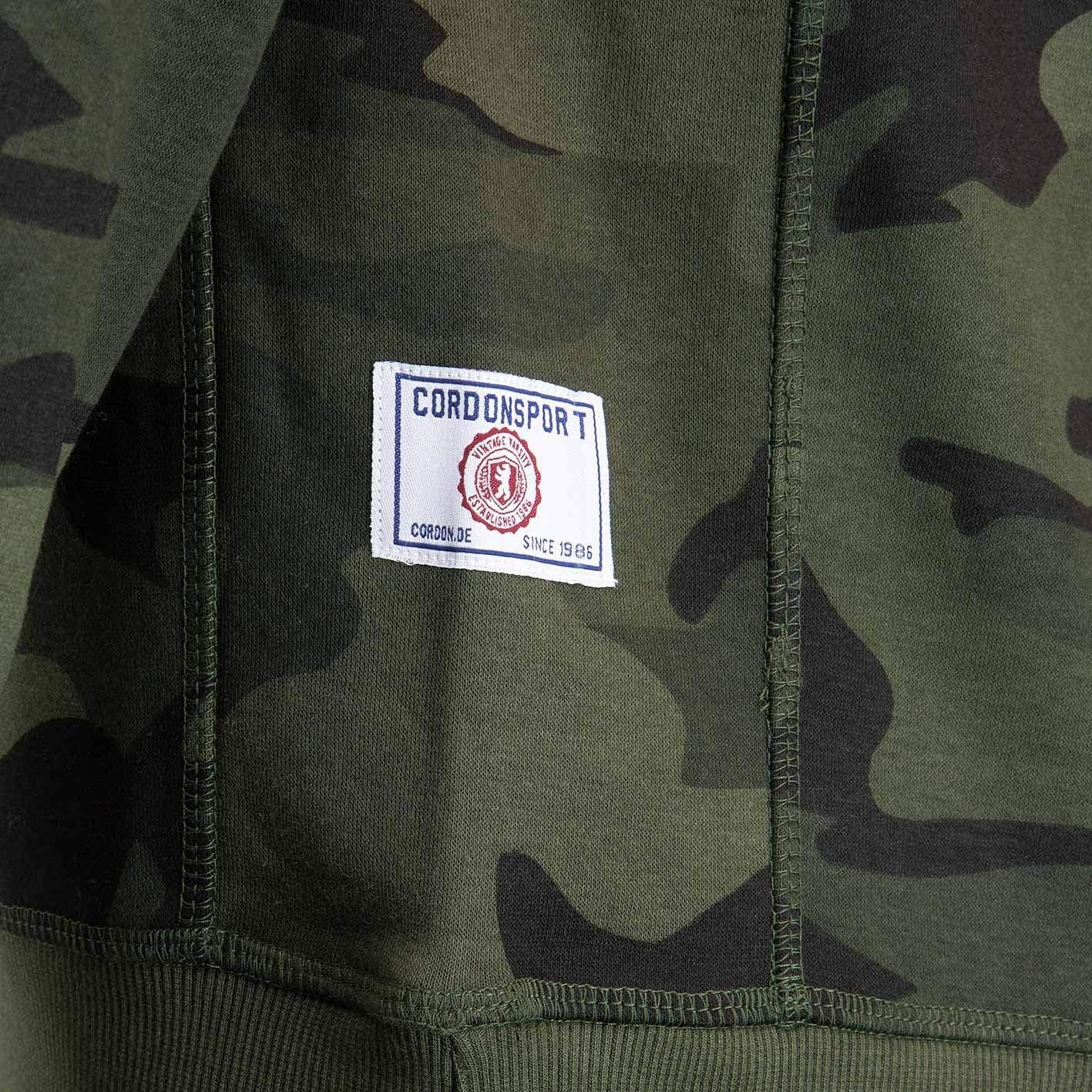 Cordon Sport Kolt Sweater Sweatshirt Camouflage
