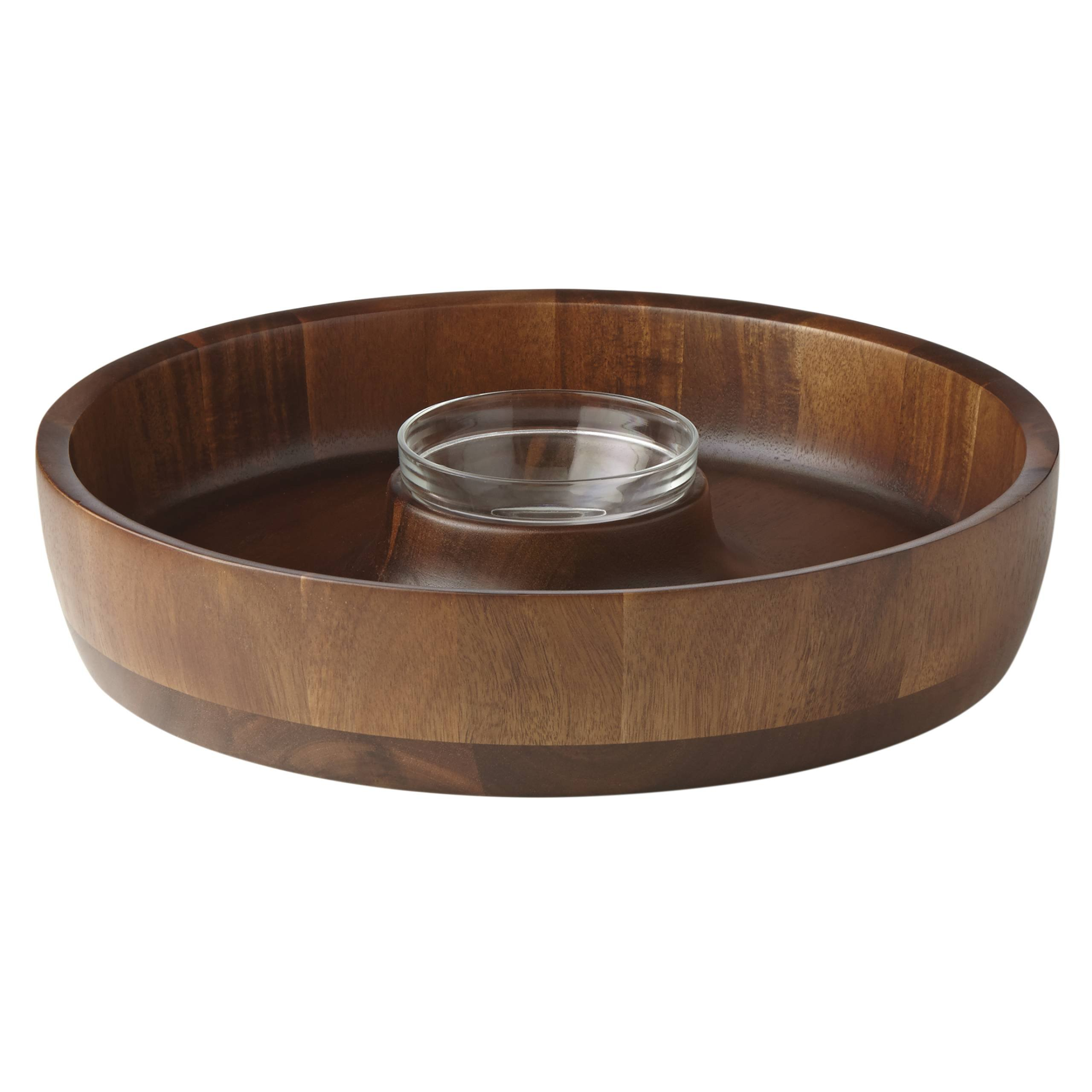 Dansk Northern Indigo Chip & Dip, Brown