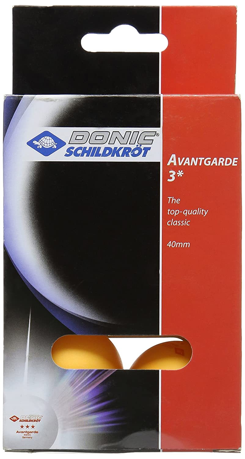 Schildkröt 3 Étoile Avantgarde Lot de 6 balles de tennis de table