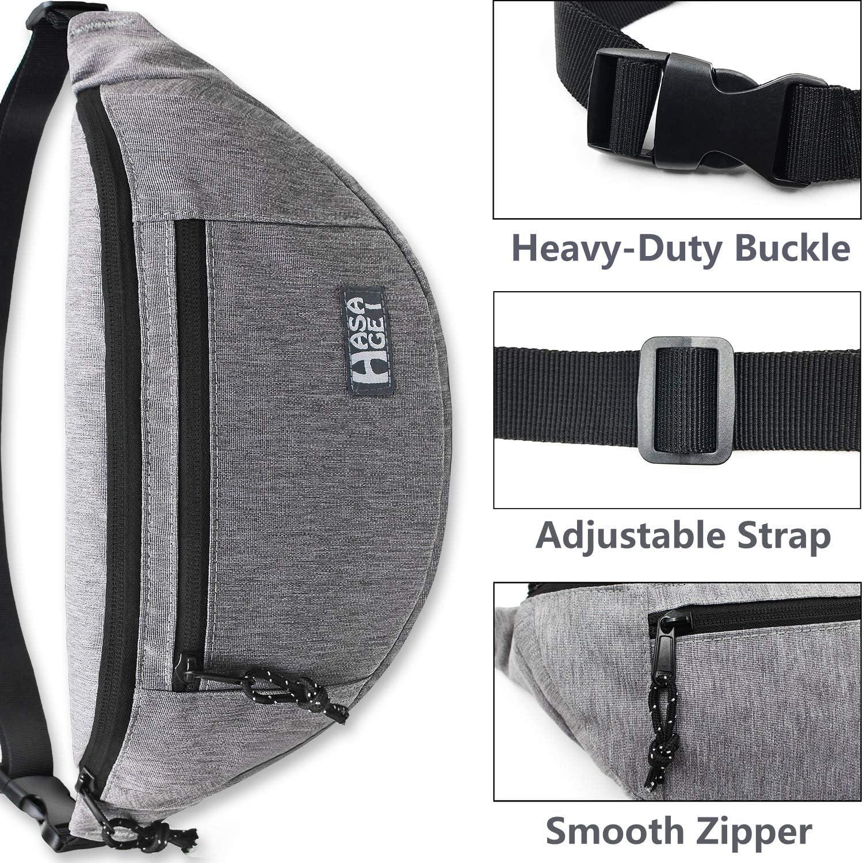 Bauchtasche Hüfttasche Waist Bag Tasche Herren Damen Jungen Mädchen Wasserfest
