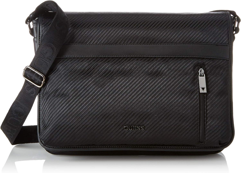 NEU GUESS HERREN Rucksack Backpack Laptop Messenger Tasche