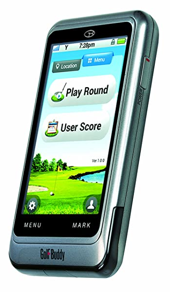 GolfBuddy GB3-PT4 Golf GPS/Rangefinder
