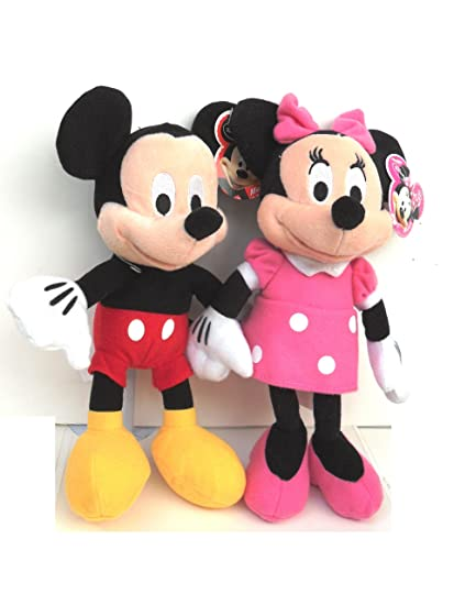b2dd34e2780 Amazon.com  Disney Mickey and Minnie Mouse 10