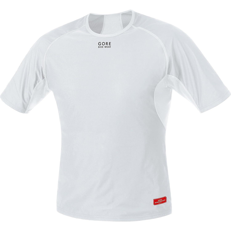 Maglia Intima Antivento a Maniche Corte Gore M Windstopper Base Layer Shirt GORE WEAR 100024 Uomo