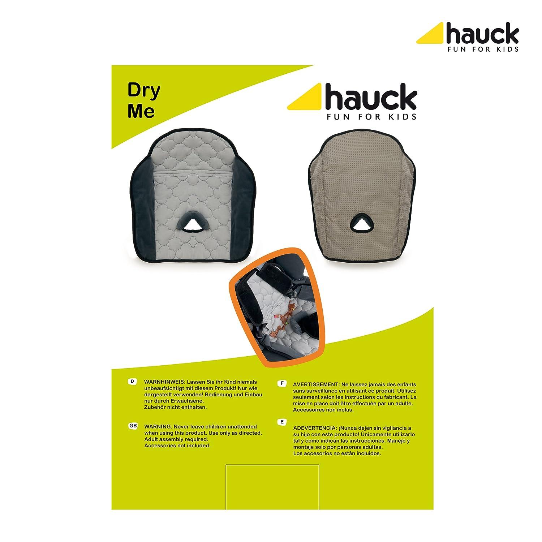 Weich wattierte Einlage für Kinderautositze der Gruppe I TOP Hauck Dry Me