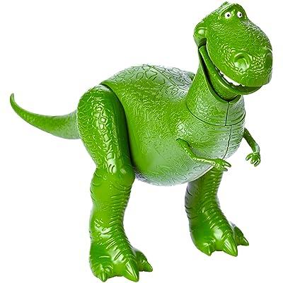 "Disney Pixar Toy Story Rex Figure, 7.8"": Toys & Games"