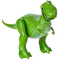 Disney Pixar Toy Story 4 Woody Figure, Rex Figure, 7.8 in / 19.81 cm Tall, Posable...