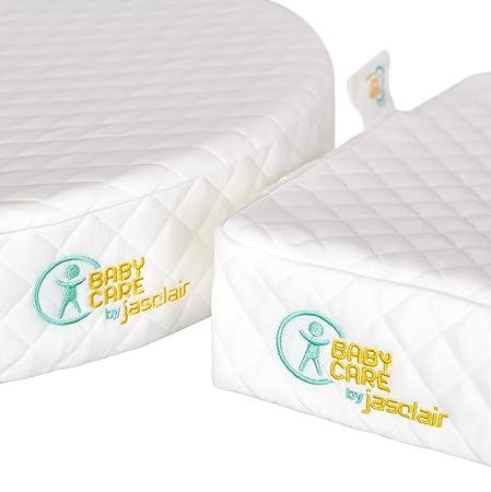Amazon.com: Moisés y cuña de cuna Baby Sleep almohada Combo ...