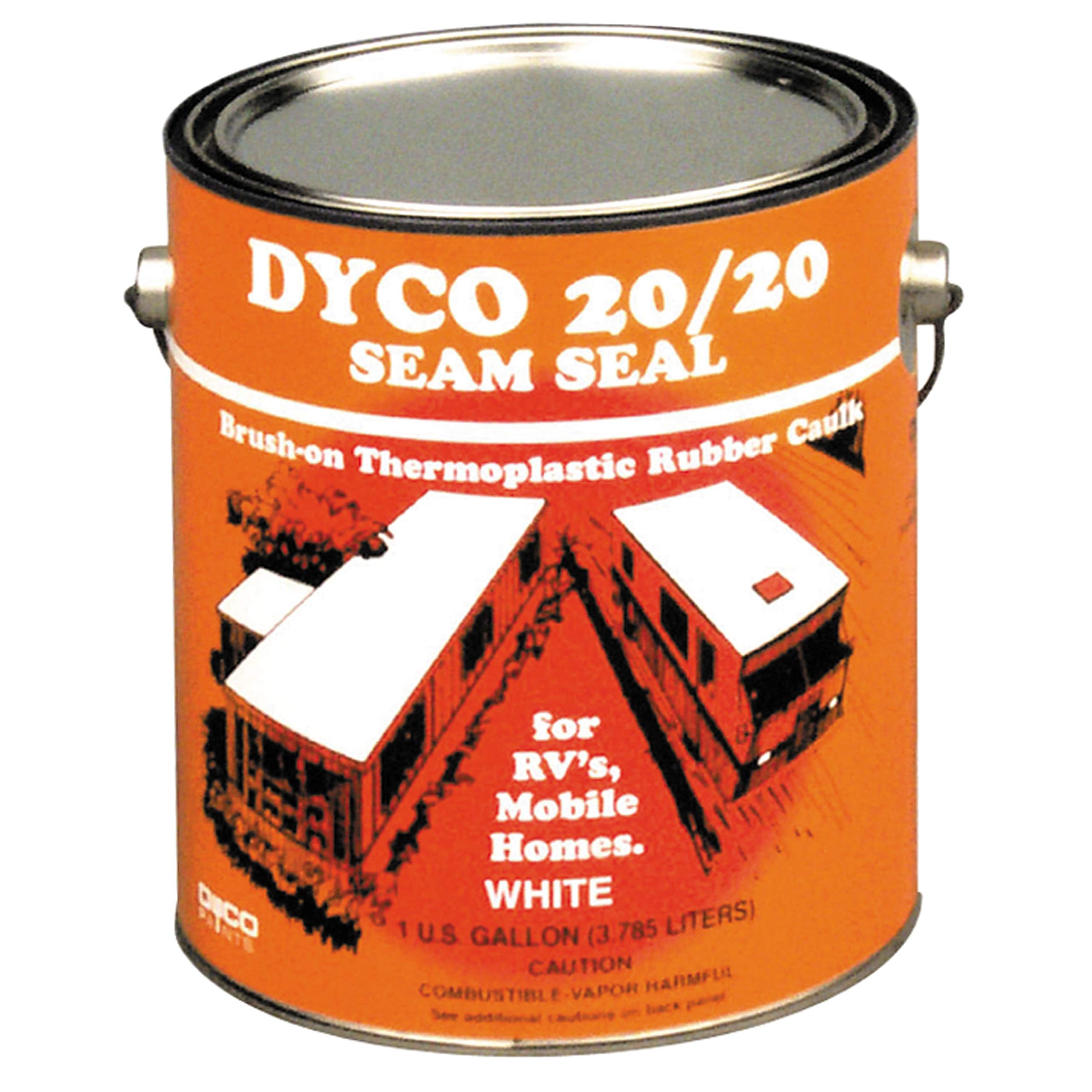 Dyco Paints 20/20-GAL Dyco Seam Seal White Gallon