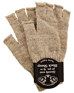 Knit Fingerless Mitts FMITT