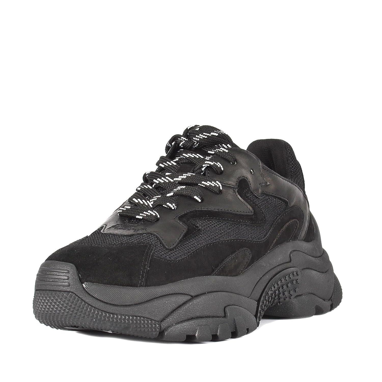 Ash Zapatos Addict Zapatillas Negro Mujer 37 EU|Negro