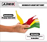 ARES 70924 | 8-Piece Brake Pad Gauge Tool Set