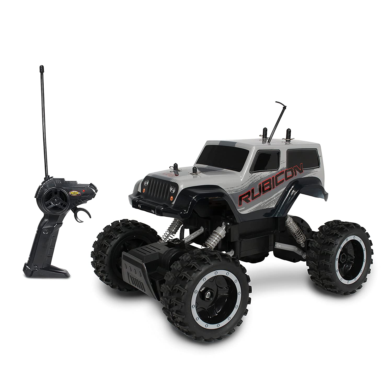 Jeep Rock Crawler Amazoncom Mean Machine Jeep Wrangler Rock Crawler Vehicle Toys