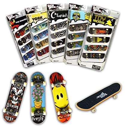 Tech Deck 96mm Fingerboards 4 Pack Styles Vary
