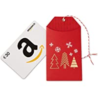 cp339339.com.de Geschenkkarte in Geschenkanhänger (Weihnachten) - mit kostenloser Lieferung per Post
