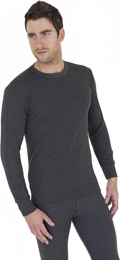 Universal Textiles Girls Thermals Short Sleeved T-Shirt Top