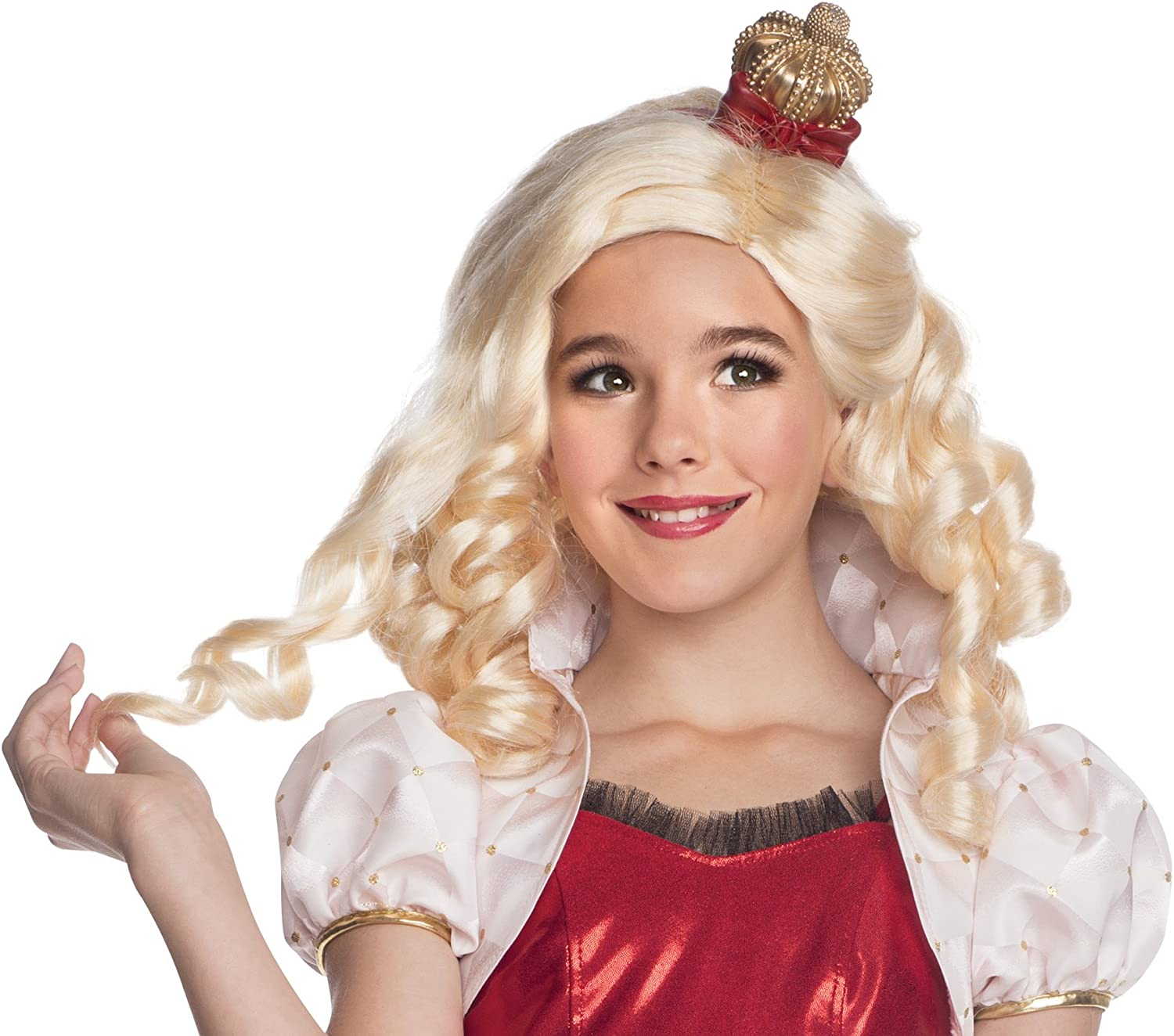 Rubie's Costume Co - Ever After High - Apple White Wig with Headpiece