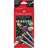 Metallic Colored Ecopencil 12/Pkg-