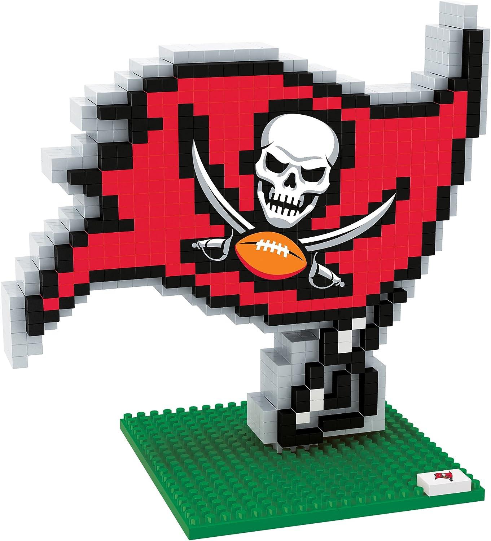 FOCO NFL Tampa Bay Buccaneers 3D BRXLZ - Logo