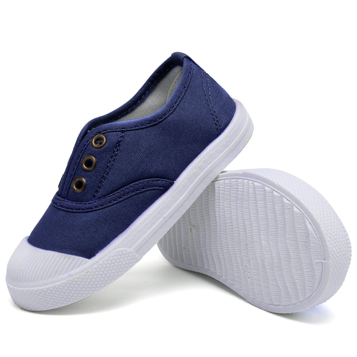 buy cheap collections Tumble Royal Blue Slip-On Style Baby Booties - 3 to 9 Months cheap sale with mastercard pK4vHqH