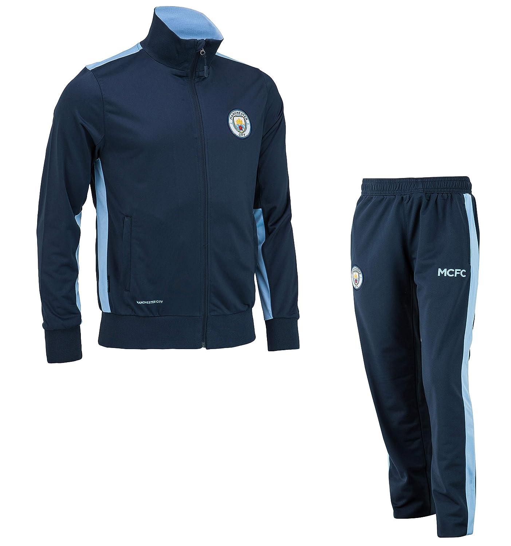 Jungengr/ö/ße Manchester City Sweatsuit Offizielle Sammlung