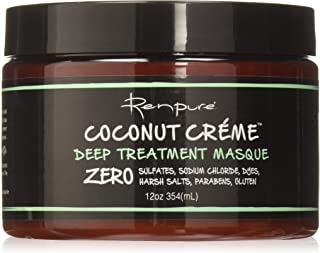 product image for RENPURE Coconut Creme Deep Treatment Masque 12 Ounce