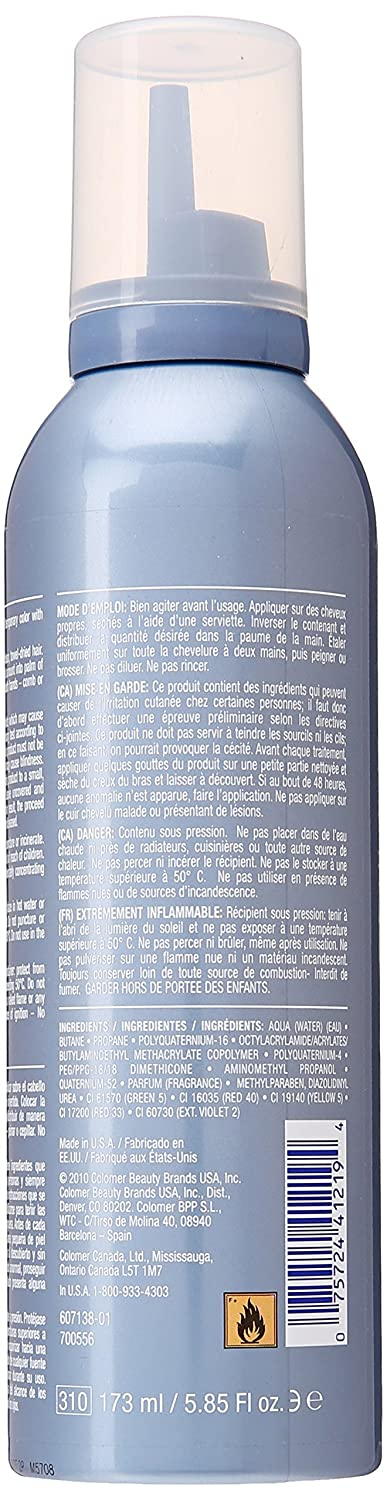 Amazon.com : Roux Fanci-Full Mousse, 19 Sweet Cream, 6 Fluid Ounce : Fanciful Sweet Cream Mousse : Beauty