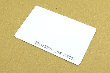 13,56 mhz acceso RFID tarjeta de Crédito Arduino Raspberry ...