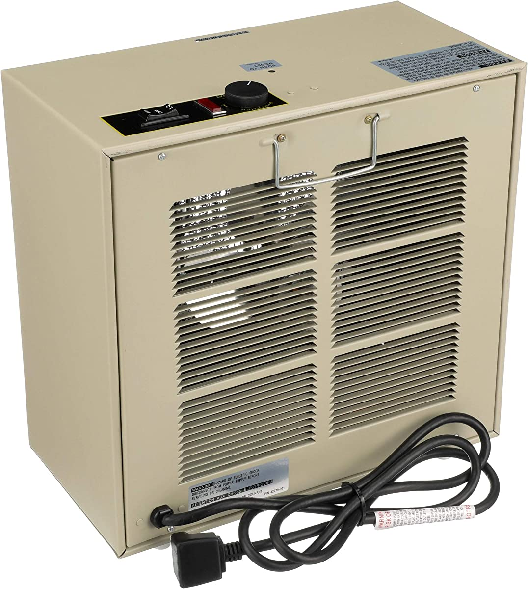 best electric garage heater 240v