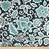 Premier Prints Faxon Indoor/Outdoor Cavern Fabric By The Yard