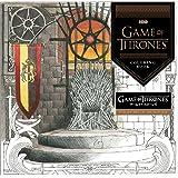 ゲーム・オブ・スローンズ カラーリング・ブック: HBO GAME OF THRONES COLORLING BOOK (マルチメディア)