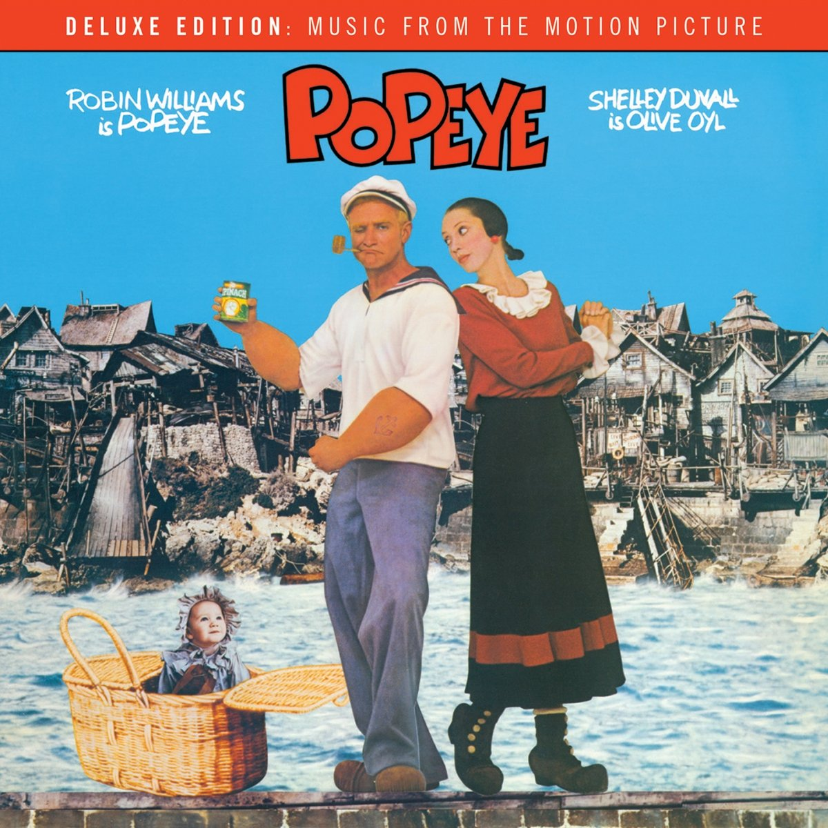 Harry Nilsson - Popeye - Music From The Motion Picture [2 CD][Deluxe ...