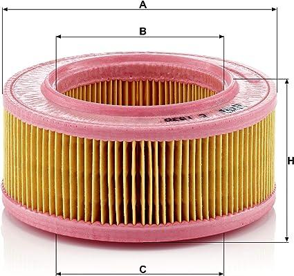 Original Mann Filter Luftfilter C 1530 Für Pkw Auto