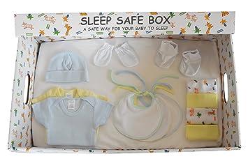 Bambini Baby 88 Piece Baby Starter Set Box Blue