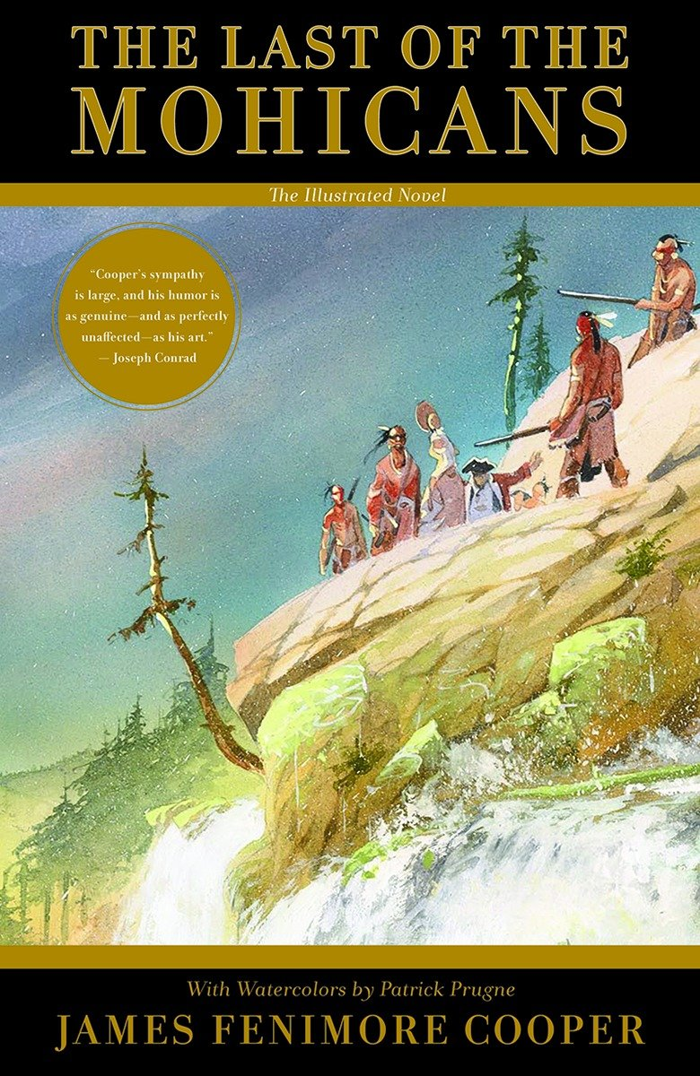 Amazon.com: The Last of the Mohicans: The Illustrated Novel ...