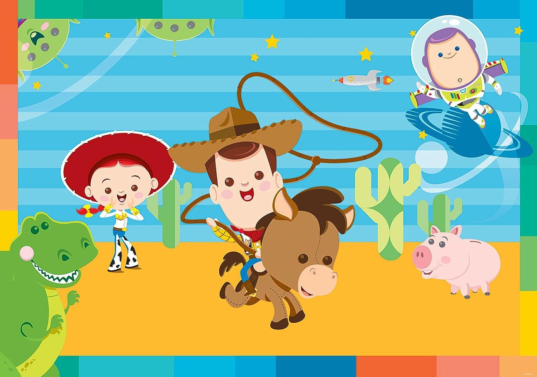 Amazon Disney Babyトイストーリー壁紙壁画 3x Large 416 Cmx254