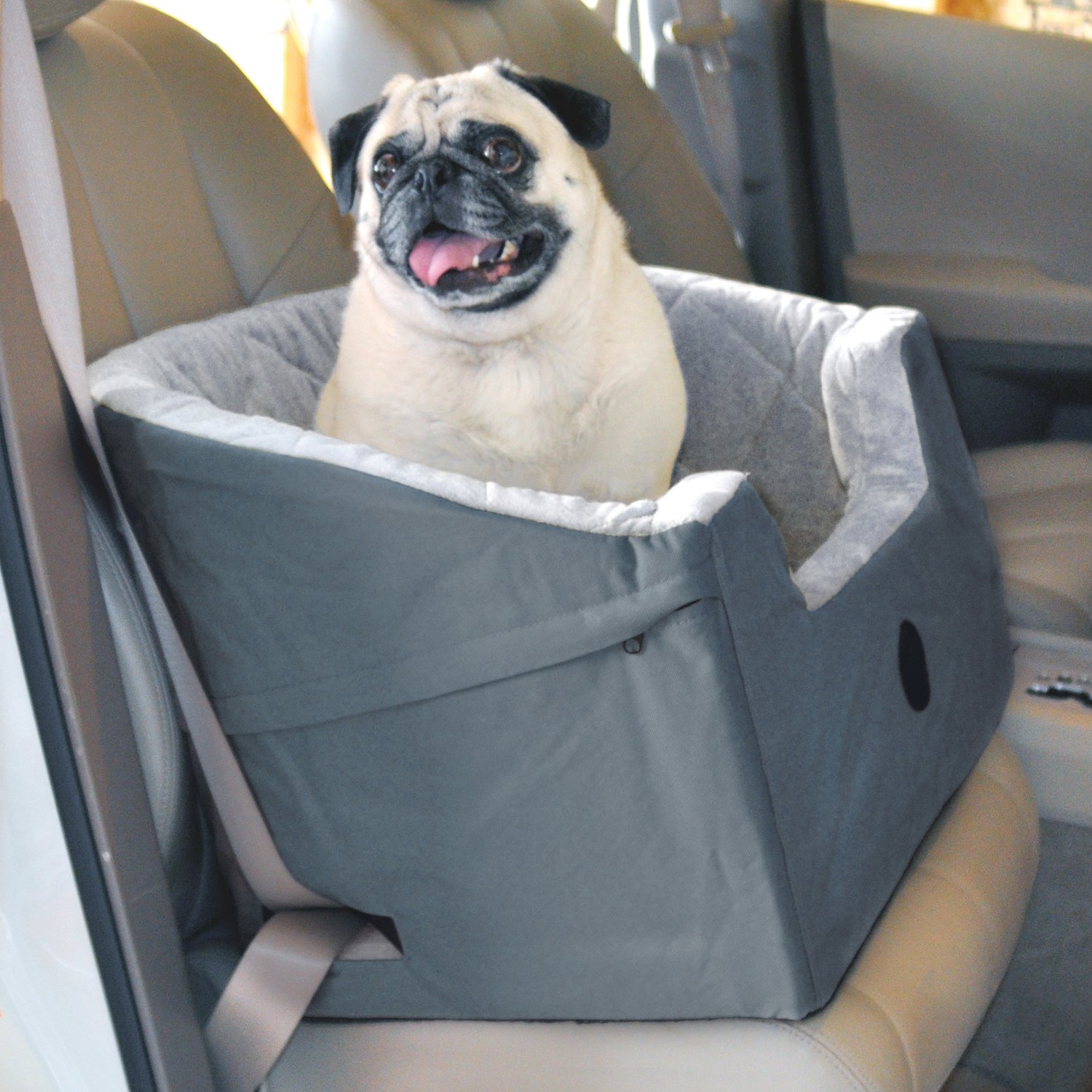 K&H Pet Bucket Booster Pet Seat}