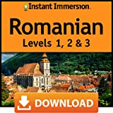Instant Immersion Romanian Levels 1, 2 & 3 [Online Code]