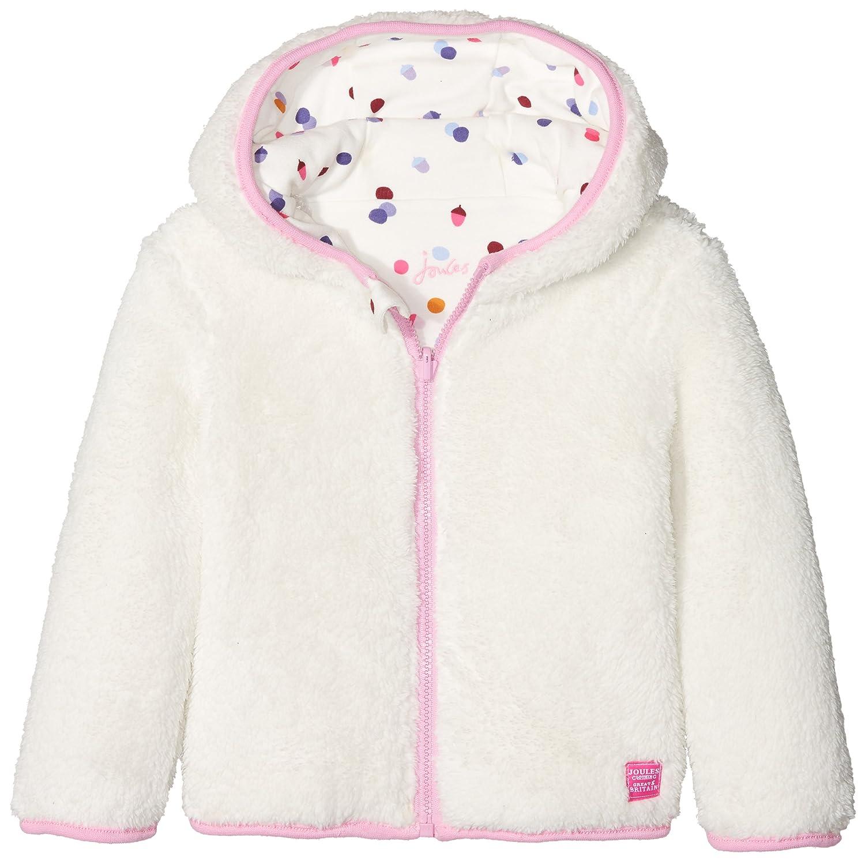 c88e229a2 Joules Baby Girls  Cosette Jacket  Amazon.co.uk  Clothing