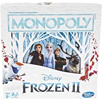 Hasbro gaming Disney Frozen 2 Edition Monopoly Board Game