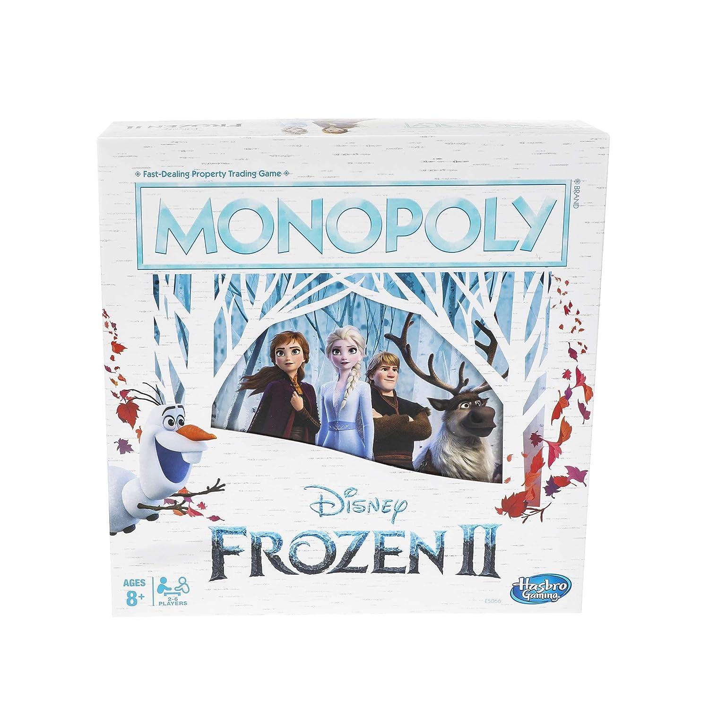Frozen 2的Monopoly游戏半价