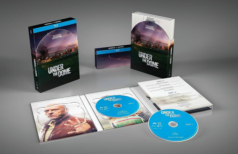 Amazon: Under The Dome: Season 1 [bluray]: Mike Vogel, Rachelle  Lefebre, Dean Norris, Natalie Martinez, Britt Robertson, Alexander Koch:  Movies & Tv