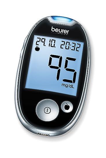 Medidor de glucosa Beurer GL 44