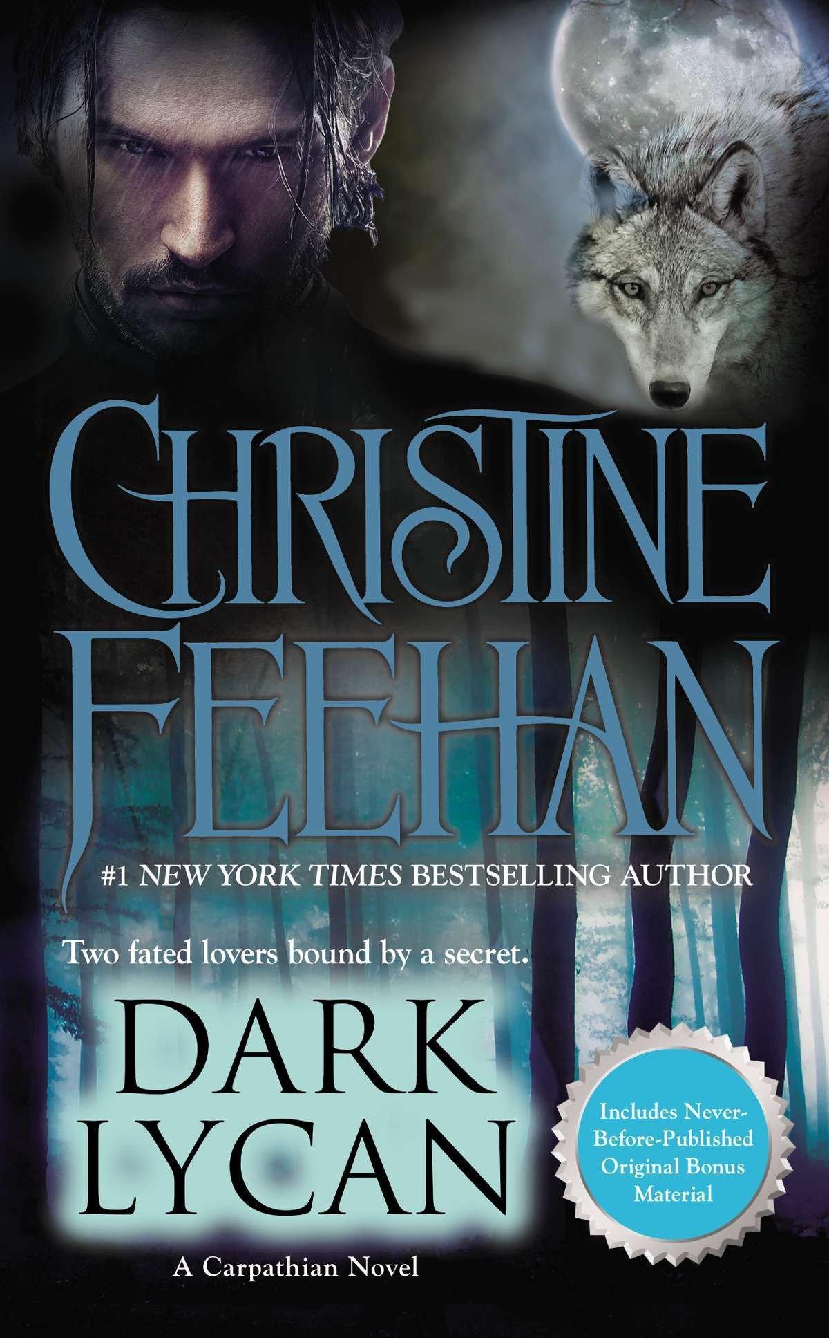 Dark Lycan Carpathian Novel A Christine Feehan 9780515154238
