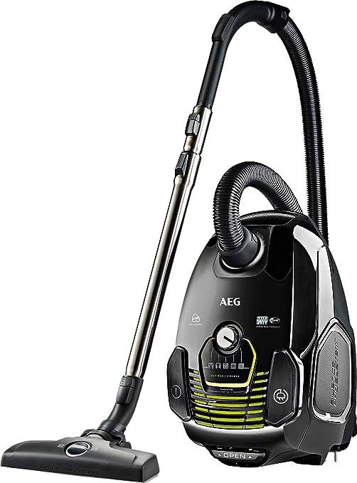 AEG VX7-2-ECO Aspiradora de Trineo Con Bolsa de Potencia, Con ...