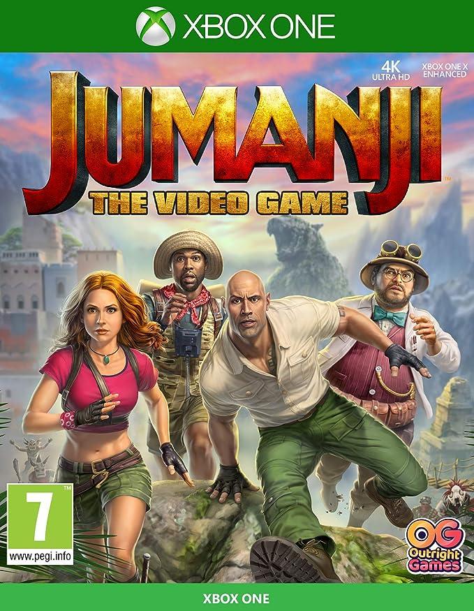 Jumanji: The Video Game - Xbox One [Importación inglesa]: Amazon.es: Videojuegos