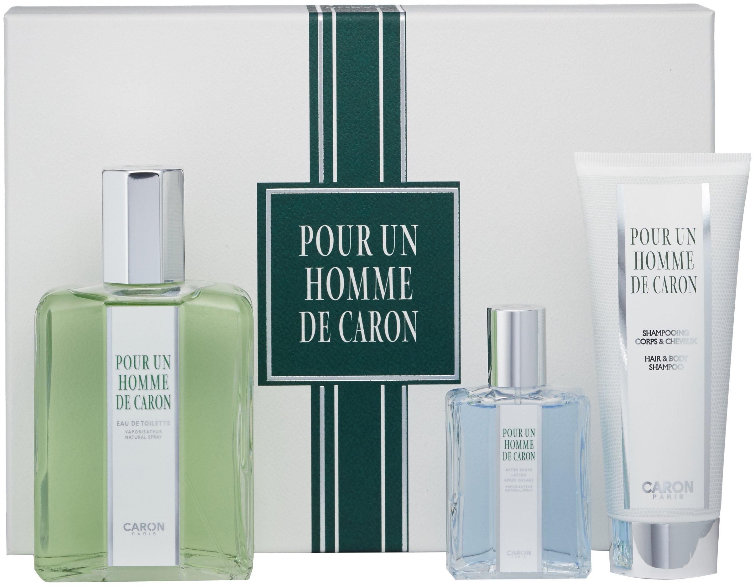 CARON PARIS Pour Un Homme De Caron 200ml Gift Set