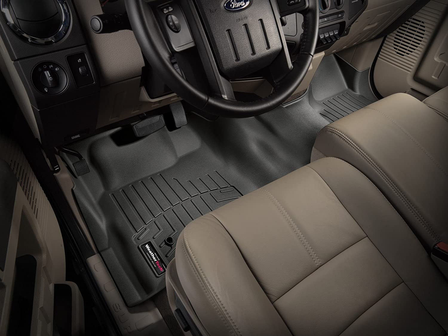 Weathertech mats for jeep grand cherokee - Amazon Com 2015 2016 Jeep Cherokee Weathertech Front Set Floor Liners Models With Out Raised Floor Black Automotive