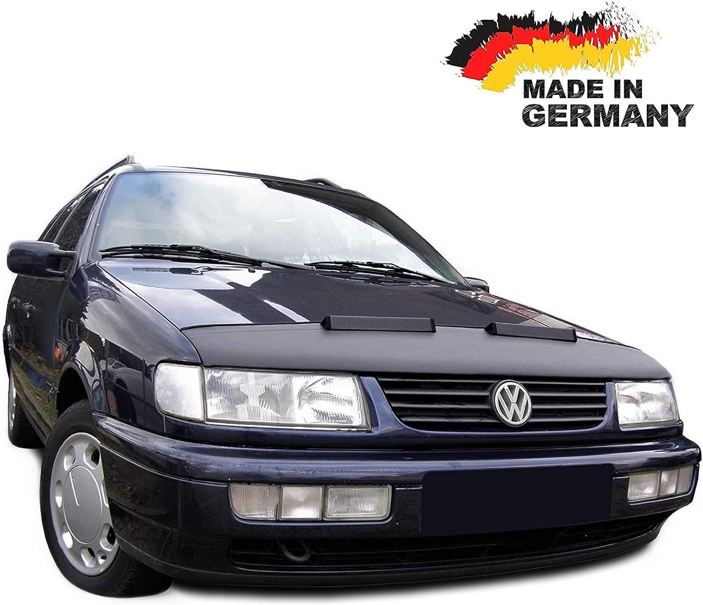 Black Bull Kompatibel Mit Haubenbra Vw Passat B4 3a Steinschlagschutz Tuning Automaske Auto